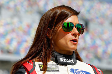 Danica Patrick Monster Energy NASCAR Cup Series Advance Auto Parts Clash