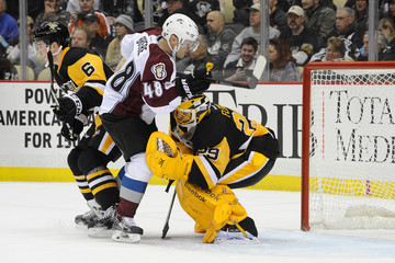 Daniel Briere Colorado Avalanche v Pittsburgh Penguins