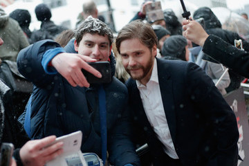 Daniel Bruhl Rakuten TV EMPIRE Awards 2018 - Red Carpet Arrivals