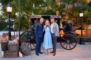 Daniel Bruhl Luke Evans 'The Alienist' - Los Angeles For Your Consideration Event