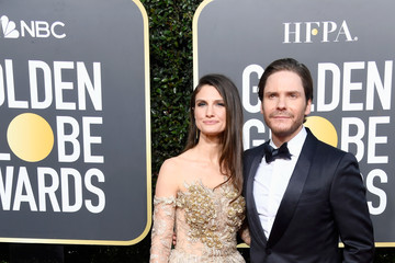 Daniel Bruhl 76th Annual Golden Globe Awards - Arrivals