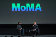 Rajendra Roy interviews Actor Daniel Craig at The Museum of Modern Art Screening of Casino Royale at MOMA on March 03, 2020 in New York City.