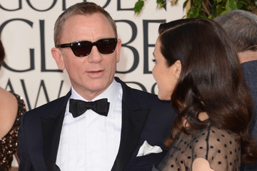 Daniel Craig Rachel Weisz 70th Annual Golden Globe Awards - Arrivals