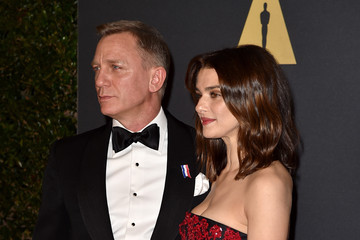 Daniel Craig Rachel Weisz Academy of Motion Picture Arts and Sciences' 7th Annual Governors Awards - Arrivals