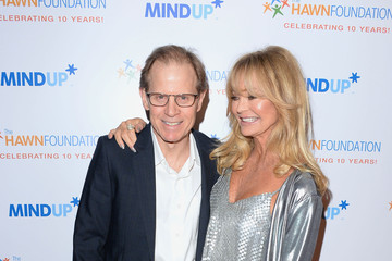 "Daniel J. Siegel Goldie Hawn's Inaugural ""Love In For Kids"" Benefiting The Hawn Foundation's MindUp Program Transforming Children's Lives For Greater Success - Red Carpet"