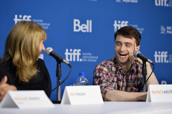 "Daniel Radcliffe - ""The F Word"" Press Conference - 2013 Toronto International Film Festival"