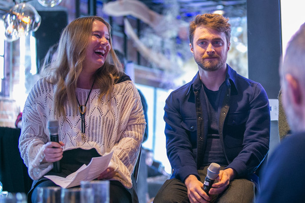 'Miracle Workers' Sundance Hangover Brunch