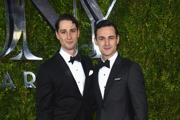 Daniel Rowan 2015 Tony Awards - Arrivals