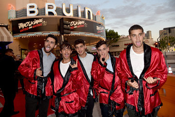 Daniel Sahyounie Guests Attend the Premiere of Awesomeness TV's 'Janoskians: Untold and Untrue'