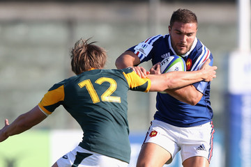 Daniel du Plessis France v South Africa - World Rugby U20 Championship 2015 3rd Place Play-Off