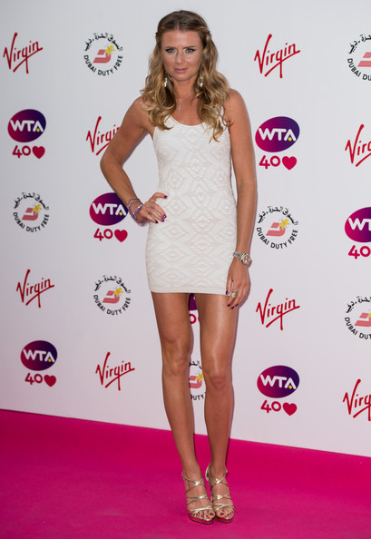 Daniela Hantuchova Daniela Hantuchova attends the annual pre-Wimbledon party at Kensington Roof Gardens on June 20, 2013 in London, England.