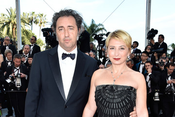 Daniela Sorrentino 'Cafe Society' & Opening Gala - Red Carpet Arrivals - The 69th Annual Cannes Film Festival