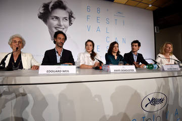 Daniele Heymann 'Marguerite And Julien' - Press Conference - The 68th Annual Cannes Film Festival