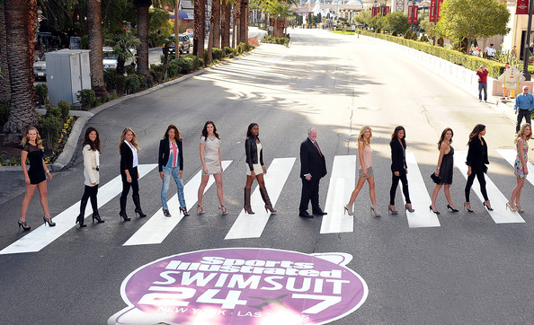 SI Swimsuit 24/7: Meet & Greet With Las Vegas Mayor Oscar B. Goodman