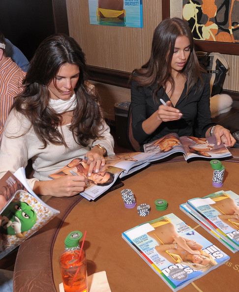 Sports Illustrated Swimsuit 24/7: Charity Poker Tournament