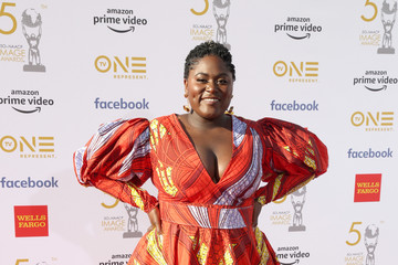 Danielle Brooks 50th NAACP Image Awards - Red Carpet