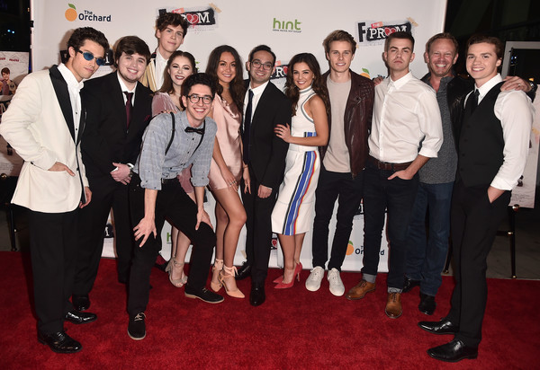 Premiere of The Orchard and Fine Brothers Entertainment's 'F*&% the Prom' - Arrivals