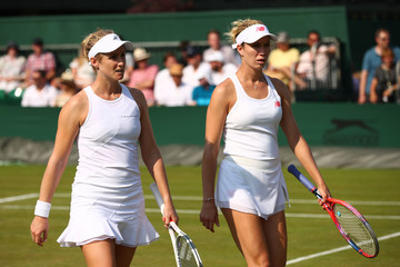Danielle Collins Day Four: The Championships - Wimbledon 2018