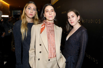 Danielle Haim Amazon Studios Golden Globes After Party - Red Carpet