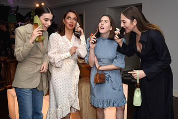 Danielle Haim BY FAR Party Hosted By Haim And Maya Rudolph