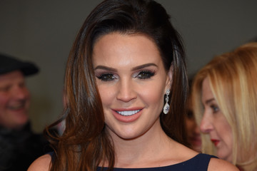 Danielle Lloyd National Television Awards - Red Carpet Arrivals