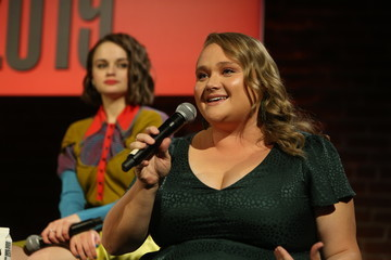 Danielle Macdonald The Teen Vogue Summit 2019: On-Stage Conversations And Atmosphere