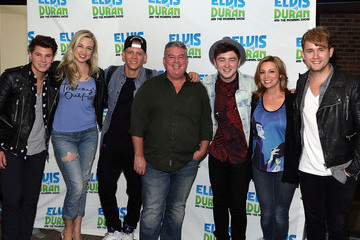 Danielle Monaro Rixton Visits 'The Elvis Duran Z100 Morning Show'