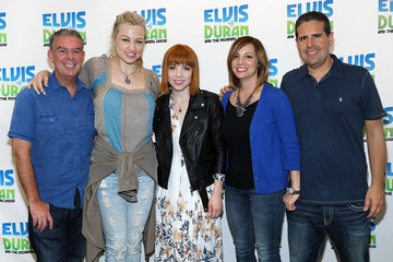 Danielle Monaro Carly Rae Jepson Visits 'The Elvis Duran Z100 Morning Show'