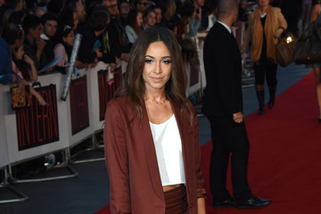 Danielle Peazer 'The Intern' - UK Film Premiere - Red Carpet Arrivals