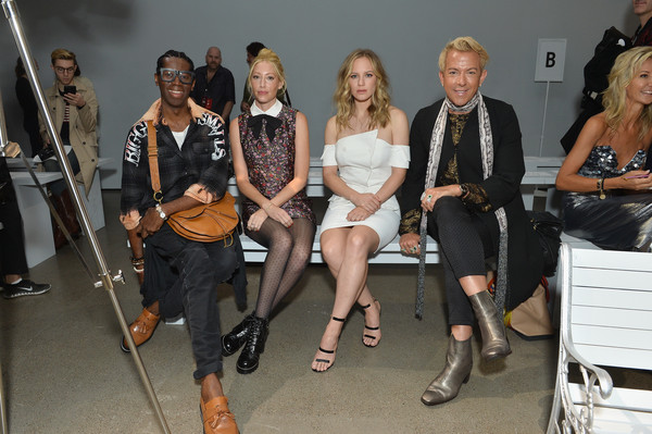 Seen Around - September 2018 - New York Fashion Week: The Shows - Day 5