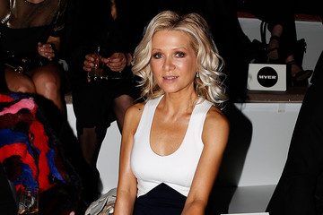 Danielle Spencer Arrivals at the Myer Runway Show