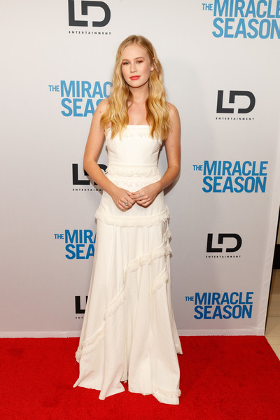 Premiere Of Mirror And LD Entertainment's 'The Miracle Season' - Arrivals