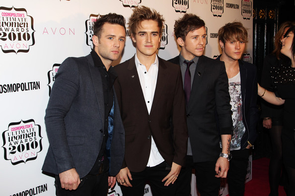 danny jones and dougie poynter. Danny Jones and Thomas