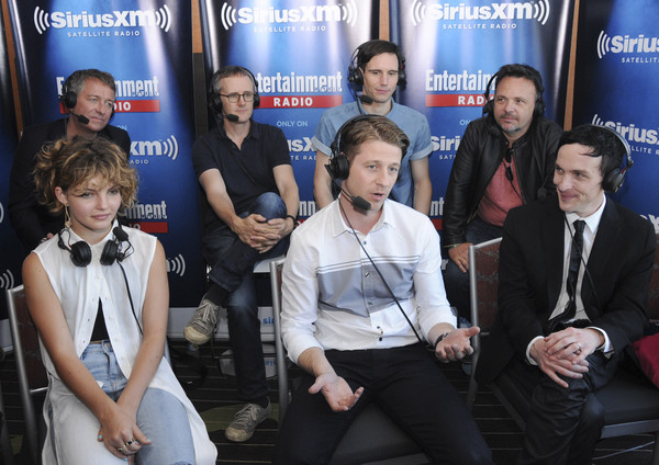 SiriusXM's Entertainment Weekly Radio Channel Broadcasts from Comic-Con 2015 [entertainment weekly radio channel broadcasts from comic-con,social group,event,premiere,team,white-collar worker,danny cannon,john stephens,robin lord,actors,actors,camren bicondova,sean pertwee,san diego,siriusxm]