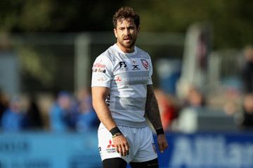 Danny Cipriani Saracens v Gloucester Rugby - Gallagher Premiership Rugby