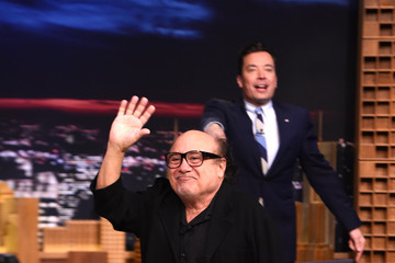Danny DeVito Danny DeVito Visits 'The Tonight Show'