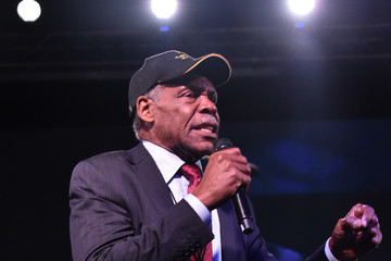Danny Glover Busboys and Poets' Peace Ball: Voices of Hope and Resistance