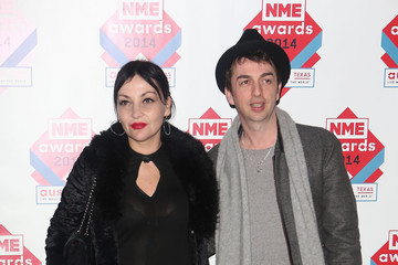 Danny Goffey Red Carpet Arrivals at the NME Awards