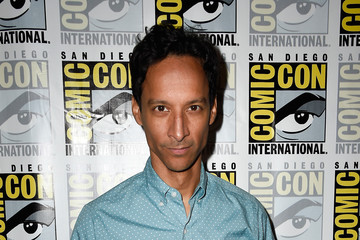 Danny Pudi Comic-Con International 2016 - 'Powerless' Press Line
