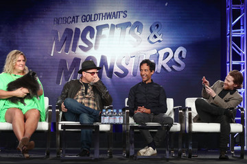 Danny Pudi 2018 Winter TCA Tour - Day 8