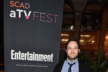 Danny Strong SCAD aTVfest 2019 x Entertainment Weekly Party - Lure