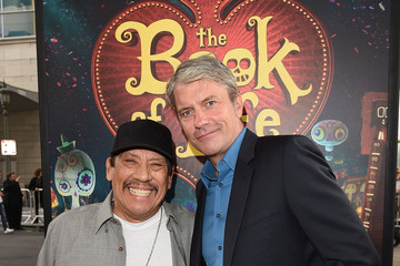 Danny Trejo 'The Book of Life' Premiere — Part 2