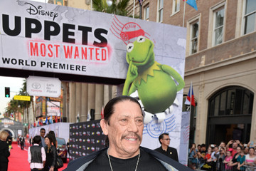 Danny Trejo 'Muppets Most Wanted' Premieres in Hollywood — Part 4