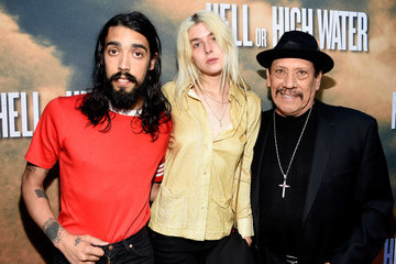 Danny Trejo Los Angeles Red Carpet Screening of 'Hell Or High Water'