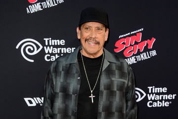 "Danny Trejo Premiere Of Dimension Films' ""Sin City: A Dame To Kill For"" - Arrivals"
