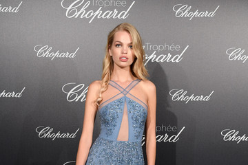Daphne Groeneveld Trophee Chopard Photocall - The 71st Annual Cannes Film Festival