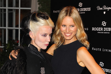 Daphne Guinness Haute Living And Roger Dubuis Dinner Hosted By Daphne Guinness