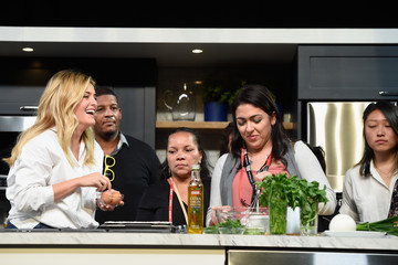 Daphne Oz Food Network & Cooking Channel New York City Wine & Food Festival Presented by Coca-Cola