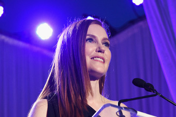 Darby Stanchfield 14th Annual Chrysalis Butterfly Ball Sponsored by Audi, Kayne Anderson, Lauren B. Beauty And Z Gallerie - Inside