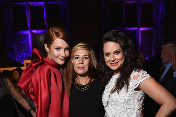 Darby Stanchfield Katie Lowes 'Entertainment Weekly' and 'People' Celebrate the New York Upfronts - Inside